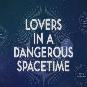 Acheter Lovers in a Dangerous Spacetime Clé Cd Comparateur Prix