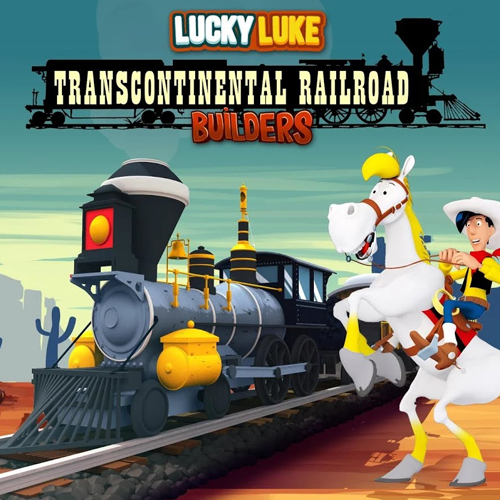 Acheter Lucky Luke Transcontinental Railroad Clé Cd Comparateur Prix