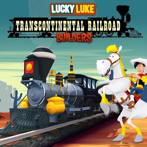 Lucky Luke Transcontinental Railroad
