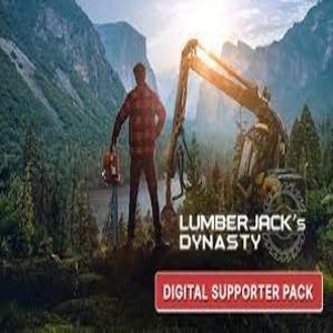 Lumberjacks Dynasty Digital Supporter Pack