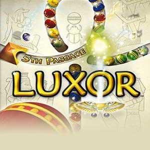 Acheter Luxor 5th Passage Clé Cd Comparateur Prix
