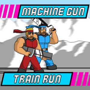 Acheter Machine Gun Train Run Clé Cd Comparateur Prix