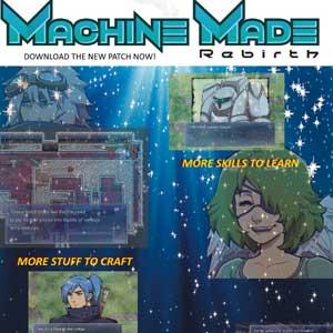 Acheter Machine Made Rebirth Clé Cd Comparateur Prix