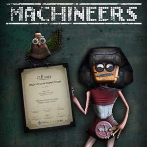 Acheter Machineers Clé Cd Comparateur Prix