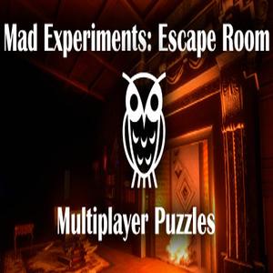 Acheter Mad Experiments Escape Room Clé CD Comparateur Prix