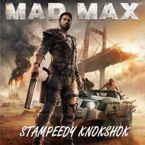 Acheter Mad Max Stampeedy Knokshok Clé Cd Comparateur Prix