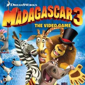 Acheter Madagascar 3 The Video Game Nintendo 3DS Download Code Comparateur Prix