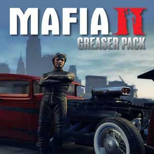 Acheter Mafia 2 Greaser Pack Clé Cd Comparateur Prix