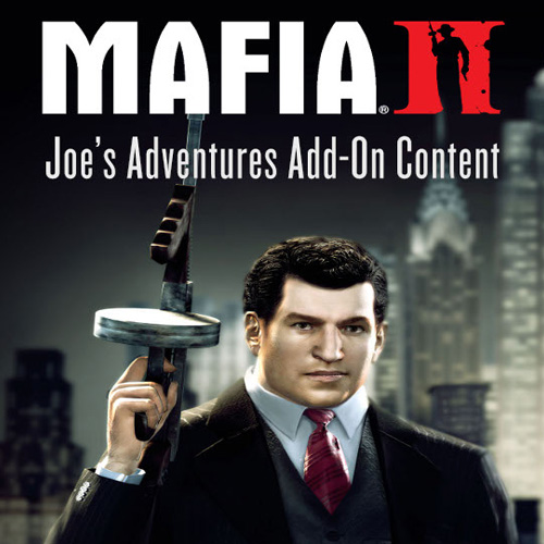 Mafia 2 Joe's Adventure