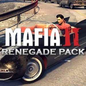 Acheter Mafia 2 Renegade Pack Clé Cd Comparateur Prix