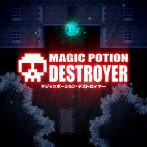 Magic Potion Destroyer