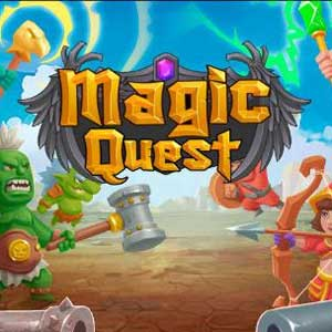 Acheter Magic Quest Clé Cd Comparateur Prix