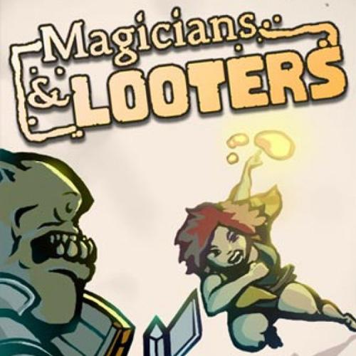 Acheter Magicians & Looters Clé Cd Comparateur Prix