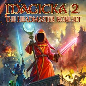 Acheter Magicka 2 The Headmaster Robe Set Clé Cd Comparateur Prix
