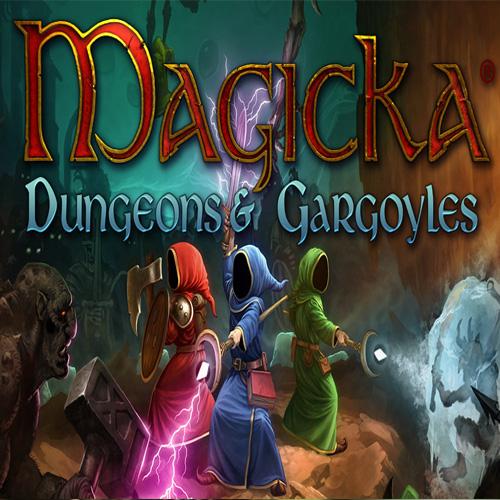 Magicka Dungeons and Gargoyles