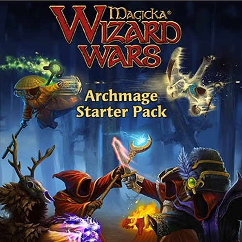 Acheter Magicka Wizard Wars Archmage Starter Pack Clé Cd Comparateur Prix