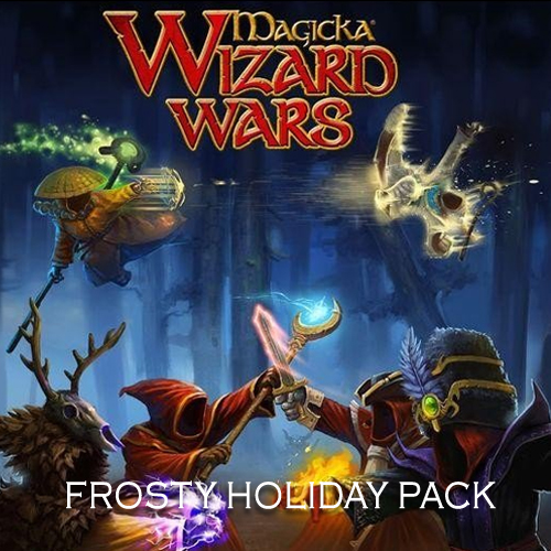 Acheter Magicka Wizard Wars Frosty Holiday Pack Clé Cd Comparateur Prix