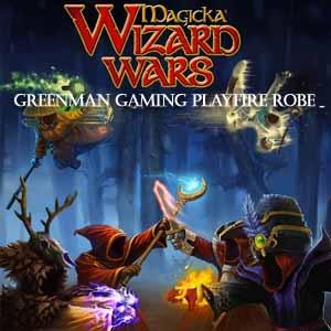 Magicka Wizard Wars Greenman Gaming Playfire Robe