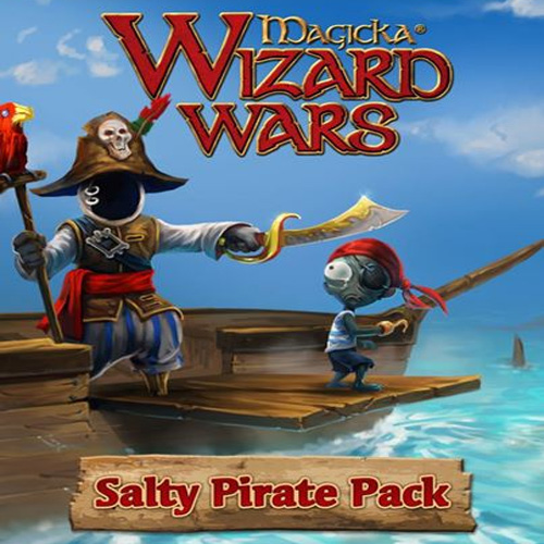 Acheter Magicka Wizard Wars Salty Pirate Pack Clé Cd Comparateur Prix
