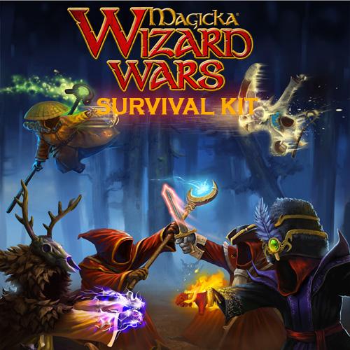 Acheter Magicka Wizards Survival Kit Clé Cd Comparateur Prix