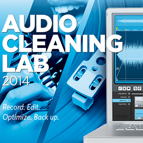 Acheter MAGIX Audio Cleaning Lab 2014 Clé Cd Comparateur Prix