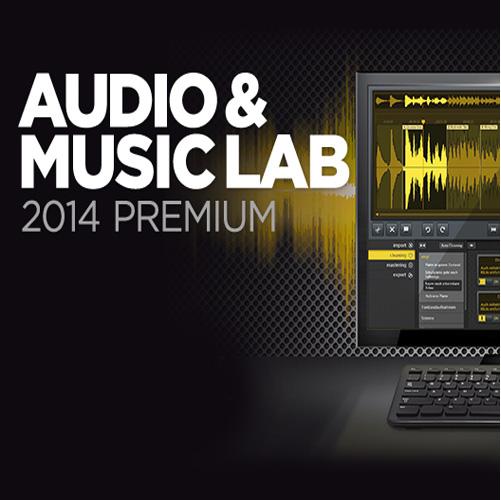 Acheter MAGIX Audio & Music Lab 2014 Clé Cd Comparateur Prix