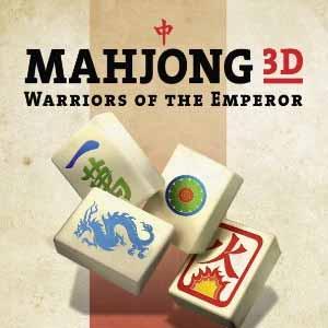 Mahjong 3D Warriors of the Emperor
