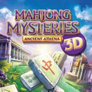 Acheter Mahjongg Mysteries Ancient Athena 3D Nintendo 3DS Download Code Comparateur Prix