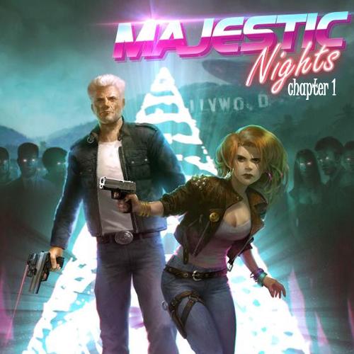 Acheter Majestic Nights Chapter 1 Clé Cd Comparateur Prix