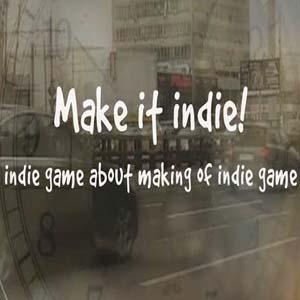 Acheter Make it indie! Clé Cd Comparateur Prix