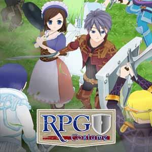 Acheter Manga Maker ComiPo RPG Costume Clé Cd Comparateur Prix