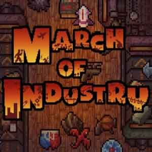 March of Industry Very Capitalist Factory Simulator Entertainments