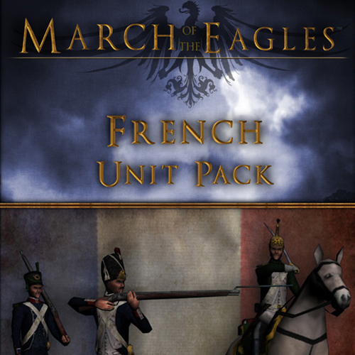 Acheter March of the Eagles French Unit Pack Clé Cd Comparateur Prix