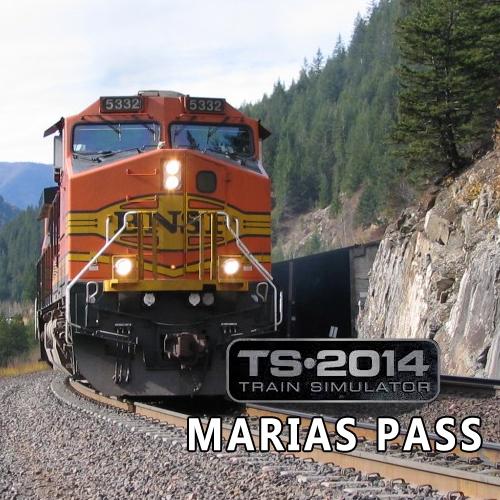 Acheter Train Simulator Marias Pass Cle Cd Comparateur Prix