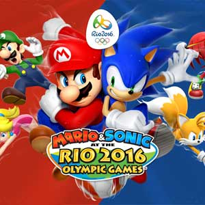 Acheter Mario and Sonic at the Rio 2016 Olympic Games Nintendo Wii U Download Code Comparateur Prix