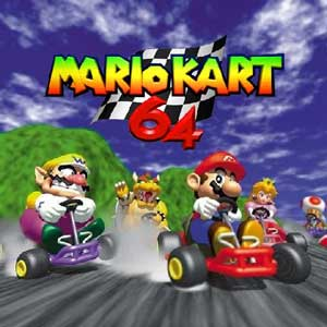 Acheter Mario Kart 64 Nintendo Wii U Download Code Comparateur Prix