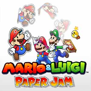 Acheter Mario & Luigi Paper Jam Bros Nintendo 3DS Download Code Comparateur Prix