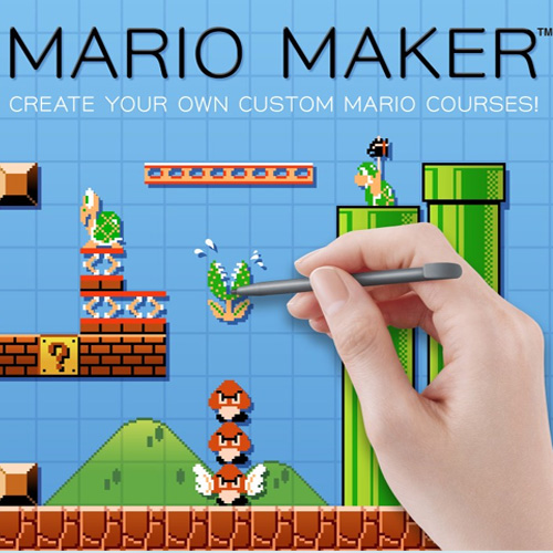 Acheter Mario Maker Nintendo Wii U Download Code Comparateur Prix