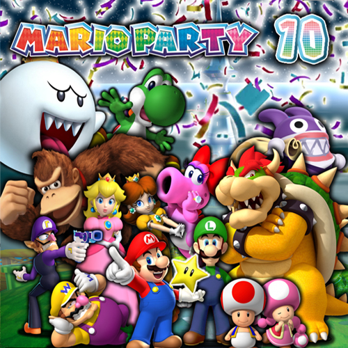 Acheter Mario Party 10 Nintendo Wii U Download Code Comparateur Prix