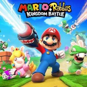 Acheter Mario + Rabbids Kingdom Battle Nintendo Switch Comparateur Prix