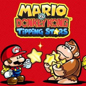 Acheter Mario vs Donkey Kong Tipping Stars Nintendo 3DS Download Code Comparateur Prix