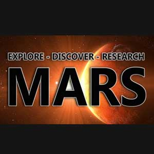 MARS SIMULATOR RED PLANET