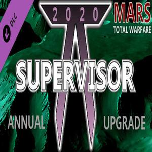 MARS Total Warfare Annual Supervisor upgrade 2020