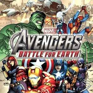 Acheter Marvel Avengers Battle For Earth Nintendo Wii U Download Code Comparateur Prix