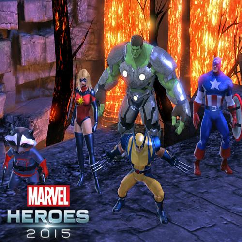 Acheter Marvel Heroes 2015 Avengers Assemble Team Pack Clé Cd Comparateur Prix
