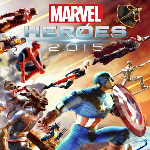 Marvel Heroes 2015 Magneto Pack