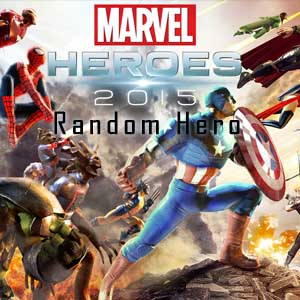 Acheter Marvel Heroes 2015 Random Hero Clé Cd Comparateur Prix