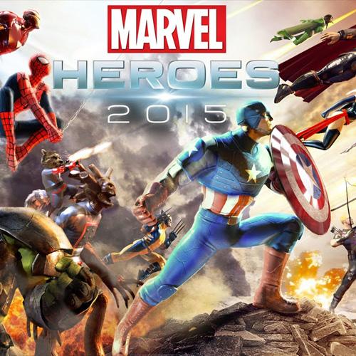 Marvel Heroes 2015 Rogue Pack