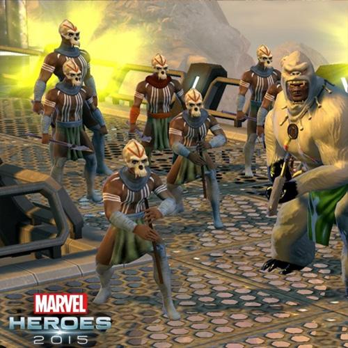 Acheter Marvel Heroes 2015 X-Force Team Pack Clé Cd Comparateur Prix