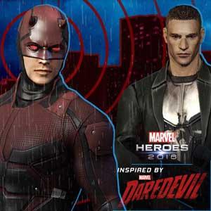 Acheter Marvel Heroes 2016 Daredevil Pack Clé Cd Comparateur Prix